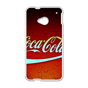 SANLSI Drink brand Coca Cola fashion cell phone case for HTC One M7