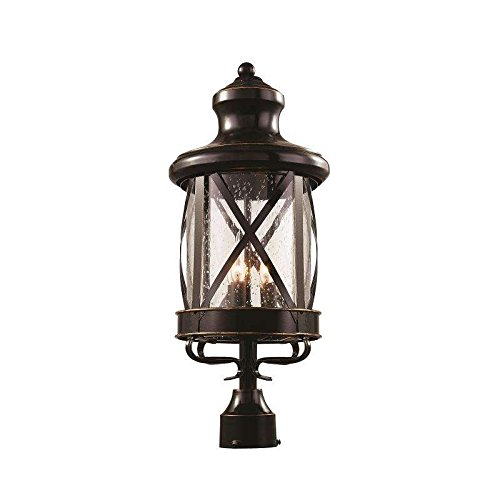 Trans Globe Lighting 5125 ROB 4-Light Post Lantern