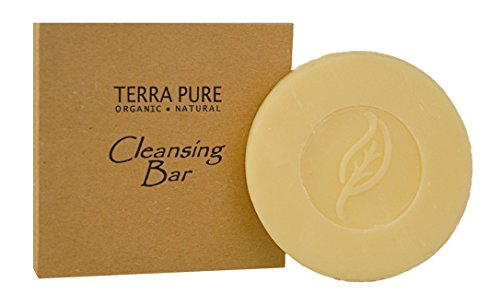 Terra Pure Green Tea Cleansing Bar With Organic Honey And Aloe Vera Recycled Paper, Soy Ink Box (Case of 250)