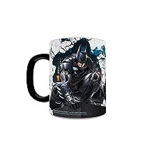 Morphing Mug Batman Arkham Knight (Batman) Ceramic Mug, Black