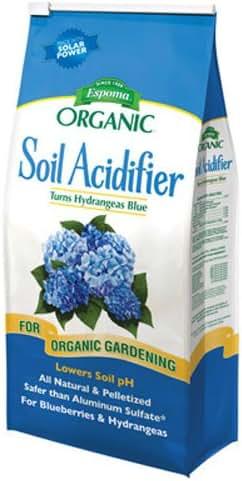 Espoma GSUL6 Soil Acidifier, 6-Pound