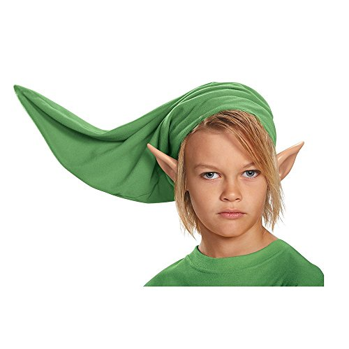 Quick Delivery Costumes (The Legend of Zelda: Link Child Costume Kit)