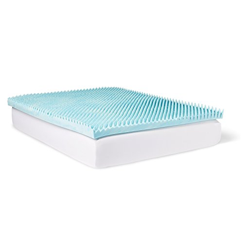 Slumber Solutions Gel Highloft 4-inch Memory Foam Mattress T