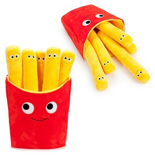 Kidrobot Yummy World Fernando The Fries Large Plush Standard (Best French Fries In The World)