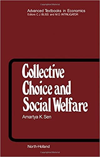 Image result for amartya sen collective choice and social welfare
