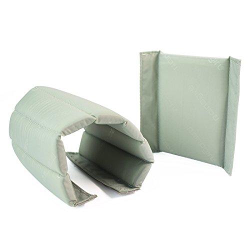 Blue handcart Set of 2 Camera Wrap Protective Dslr Lens case