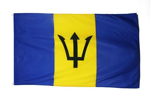 - AZ FLAG Barbados Flag 2' x 3' - Barbadian Flags 60 x 90 cm - Banner 2x3 ft