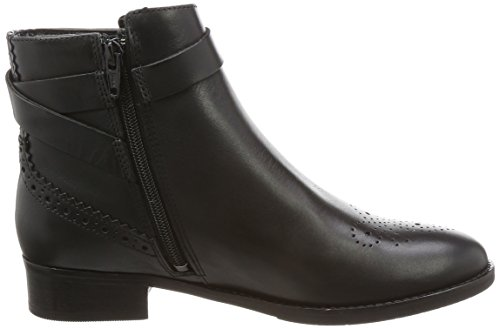 Unique Bottes Netley Olivia Chelsea Femme Taille Clarks wnT8RxYn