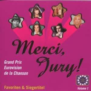 M e r c i , J u r y! : Various, Charlotte Nilsson Linda Martin Teach In Dana Domenico Modugno: Amazon.es: Música