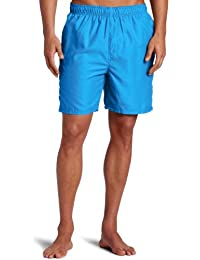 Men's Havana Swim Trunks (Regular & Extended Sizes)