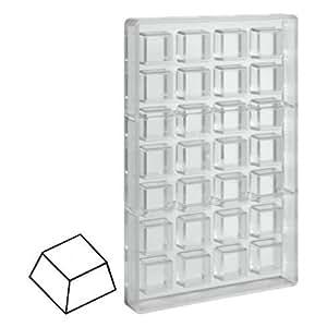 Paderno 47860-04 - Molde para bombones (policarbonato)