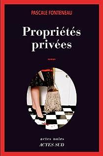 Propriétés privées par Fonteneau