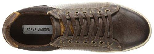 Steve Madden Mens Croon Mode Gymnastiksko Brunt Läder
