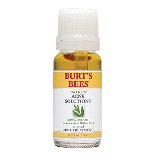 Burt's Bees Natural Acne Solutions Targeted Spot Treatment 0.26 OZ - Buy Packs and SAVE (Pack of 2) (Treatment Spot Targeted)