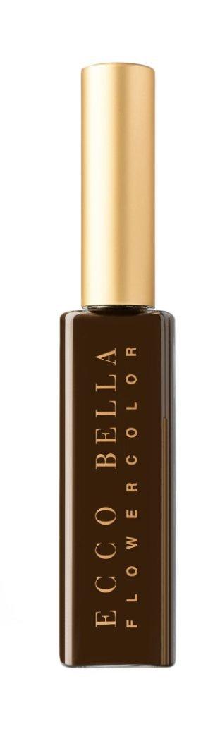 Ecco Bella All Natural Brown Mascara Perfect for Sensitive Eyes Volumizes and Lengthens Eyelashes
