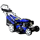 Hyundai Petrol Lawn Mower - HYM51SPE (Electric Start Self Propelled- 4 in 1 (196cc) - 3 years warranty