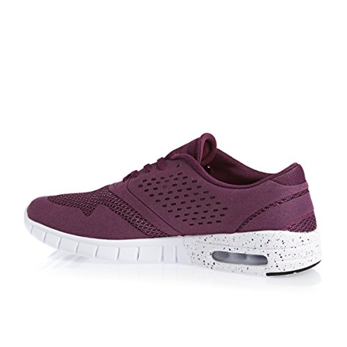 Nike Eric Koston 2 Max, Zapatillas de Skateboarding para Hombre Villain Red/Black-White