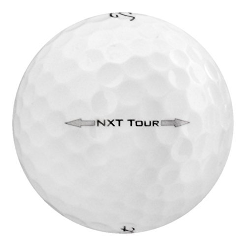 50 Titleist NXT Tour - Value (AAA) Grade - Recycled (Used) Golf Balls