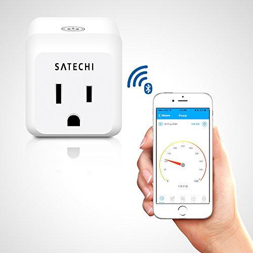 Satechi Iq Plug Bluetooth 4 0 Wireless App Controlled