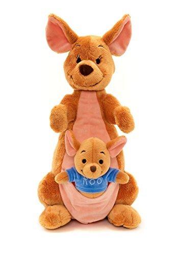 Disney, Winner the Pooh Kanga Roo Medium Soft Toy by Disney