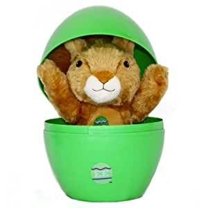 Easter eggsters with squirrel an easter for What is the easter bunny s phone number