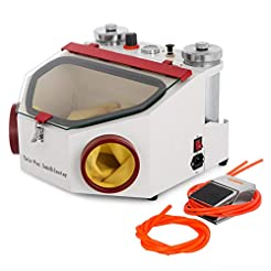 VEVOR Dental Sandblaster 2 Pen + 2 Tanks...