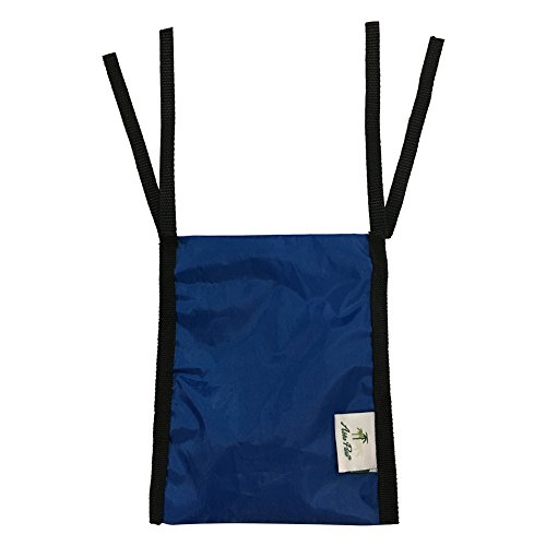 Abba Patio Storage Bag Sundries Receive Bag for Folding Canopy Tent, Blue