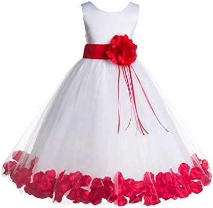 ekidsbridal Floral Petals Pageant Dresses