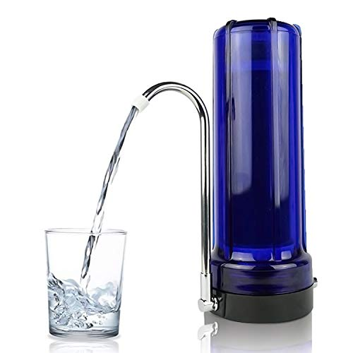 APEX MR-1030 Countertop Water Filter (Cobalt Blue)