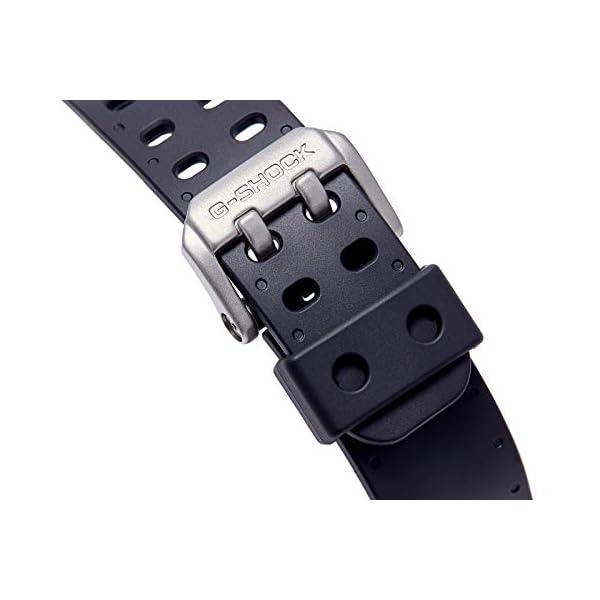 Casio G-SHOCK Reloj Digital, Reloj radiocontrolado y solar, 20 BAR, Negro, para Hombre, GX-56BB-1ER 8
