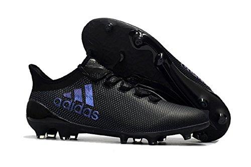 Adidas X Mens Impresa Tacchetti Da Calcio Fondo Nero