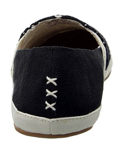 Tela Da Tx Summer Shaded Bianco Donna Reef In Scarpe Basse Nero 6pq8nf