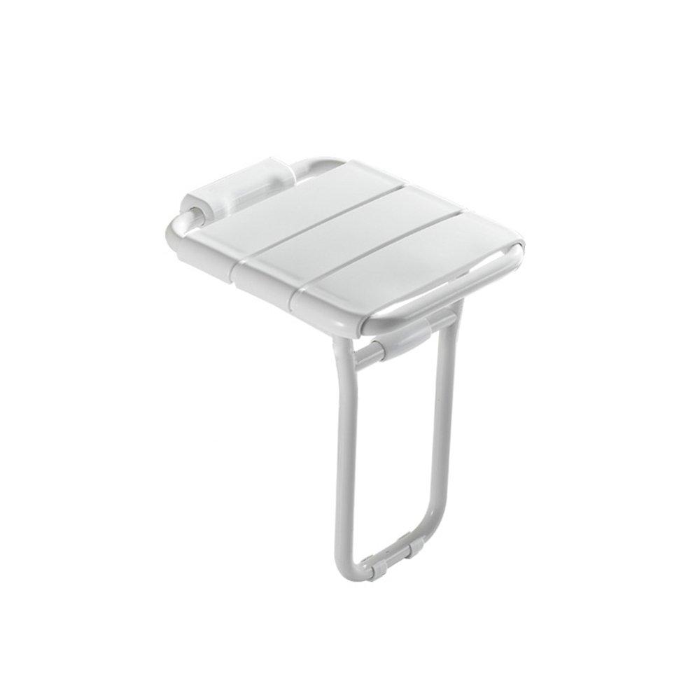 [宅送] Shariv-シャワーチェア 白い折り畳み式のスツール/25mmの直径のバスチェア/折り畳み式の壁の座席/入り口の廊下のシャワールームのバスのスツール/身障者の女性のシャワーの壁の椅子 40.7/古いノンスリップバスチェア/負荷150KG(36* B07DLN36VD* 40.7* 48センチメートル) B07DLN36VD, 琉球泡盛 久米仙酒造:a316bce0 --- calleridpop.com.atracservices.com