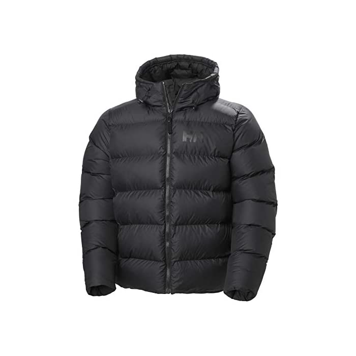41o2rfowdyL Inspirada en la clásica chaqueta acolchada Helly. Una chaqueta acolchada suave y abrigada con un diseño de largo hasta la cadera y aislamiento sintético soplable Cierre: Cremallera Lavar a máquina