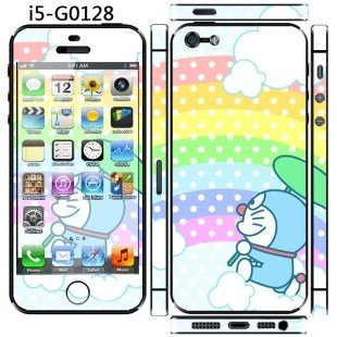 Super Cute !!''Doraemon'' Screen Protector For iPhone 5/5S/SE by Unknown