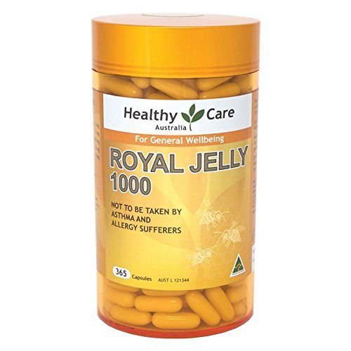 [Healthy Care]ローヤルゼリー1000 (Royal Gelly) [海外直送品] B078RB9M6H