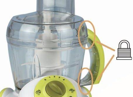 JOCCA- Robot picador multifunción: Amazon.es: Hogar