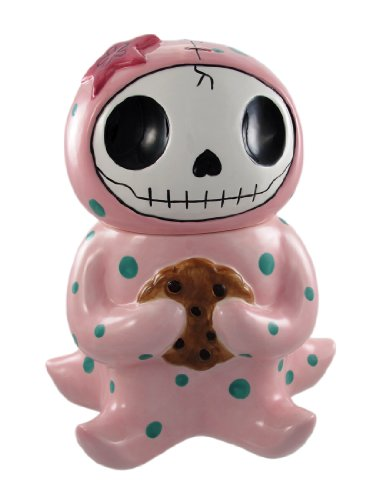 Octopee Octopus Furry Bones Cookie Treat Jar from SUMMIT BY WHITE MOUNTAIN