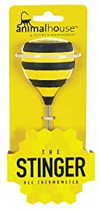 Boston Warehouse Bee Stinger Thermometer, Animal House Collection