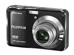 "Fujifilm FinePix AX 500 - Cámara digital (14 MP, compacto, 1/0.0906 mm (1/2.3 ""), 5 x, 6.7 x, 5.9 - 29.5 mm) Negro"