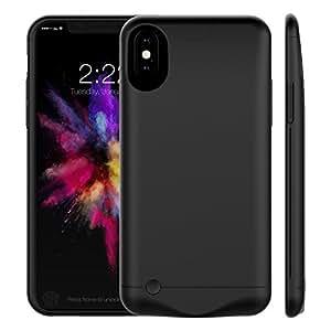 Amazon.com: PCTC wireless Battery case for iphonex iphone ...