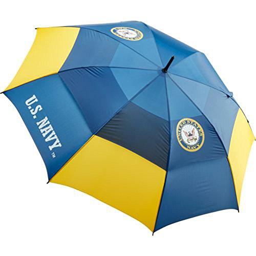 US Navy Golf Umbrella by Team Golf