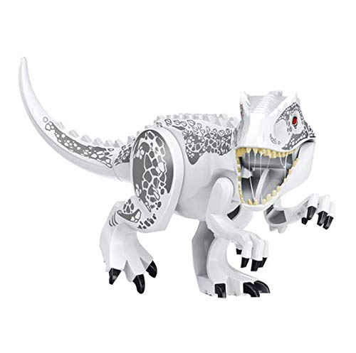 Auch Dinosaur Building Toy Figures Bricks Dino World Dinosaur Building Blocks Miniature Action Figures Jurassic -