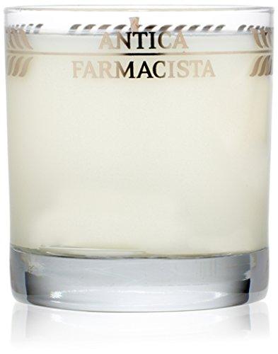 Antica Farmacista Platinum Round Candle, Sandalwood Amber,9.0 - Round Sandalwood Candle