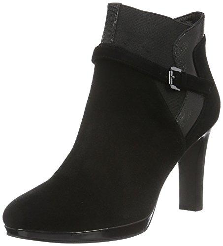 Belmondo 822500/F, stivali da donna in acciaio inox nero