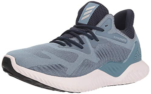 adidas Women's Alphabounce Beyond Running Shoe, raw Grey/Orchid Tint/Legend Ink, 7 M US