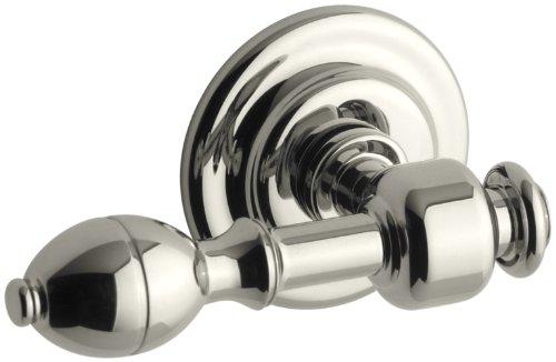 (Kohler K-6822-SN Iv Georges Brass Trip Lever, Vibrant Polished Nickel)
