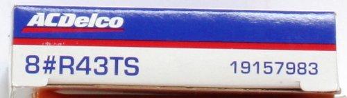 Price comparison product image AC Delco Spark Plugs Box of 8 R43TS 19157983
