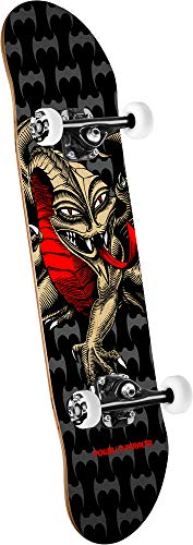(Powell-Peralta Cab Dragon One Off Black/Natural Complete Skateboard)