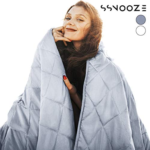sSnooze Weighted Blanket 2.0 (2019) 48